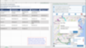 Excel maps, custom maps, import excel data