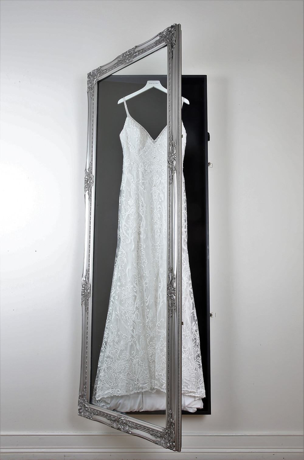 Dress In A Box - The Classic in Silver
