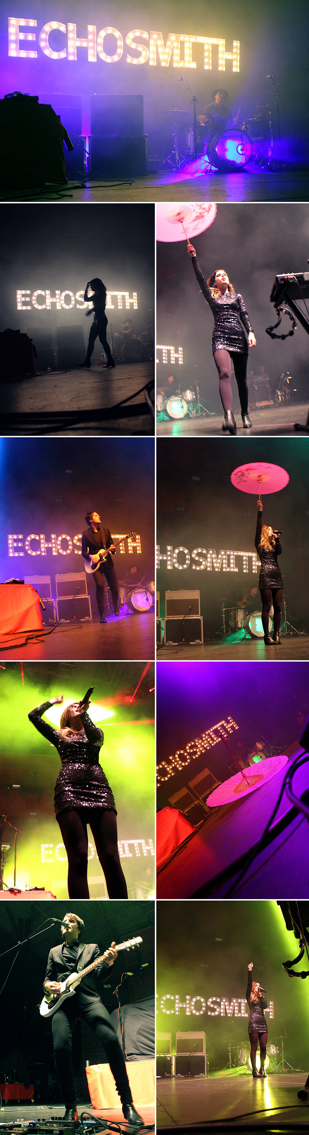 Echosmith Tour