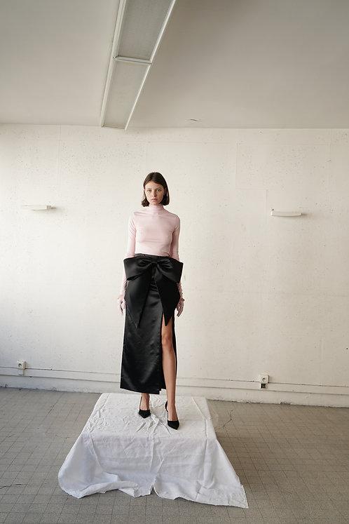 Monroe Couture Slit Skirt