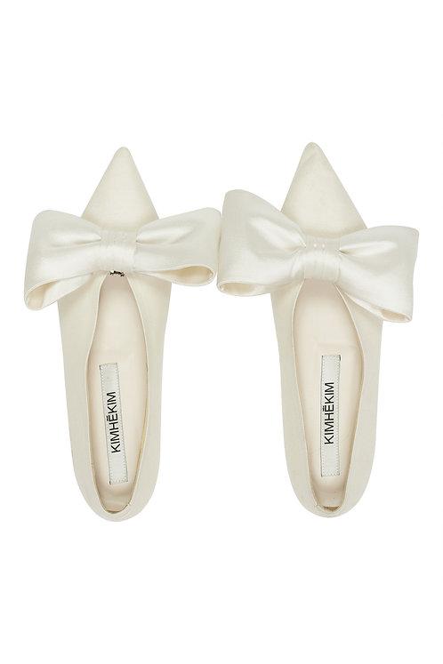Monroe Ballerina Flat White