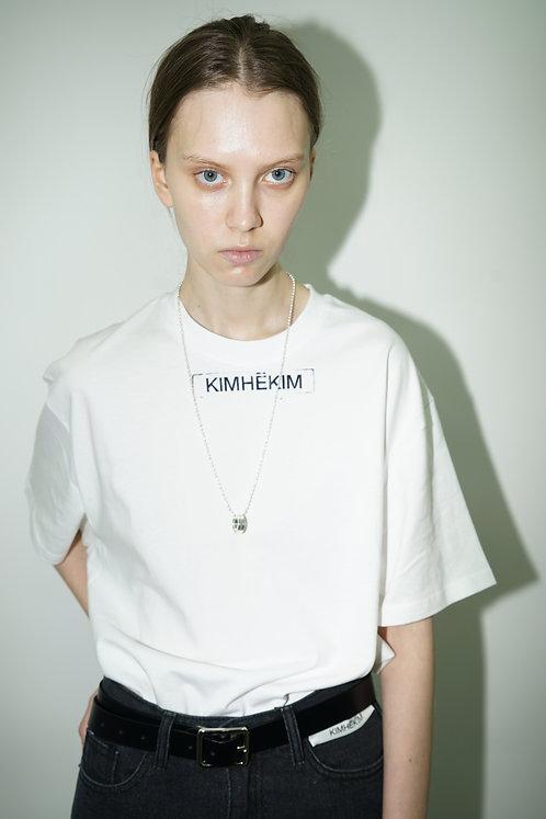 Kimhekim Stamped T-shirt