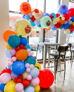 Willy Wonka Themed Balloons