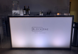 Block One Grand Opening