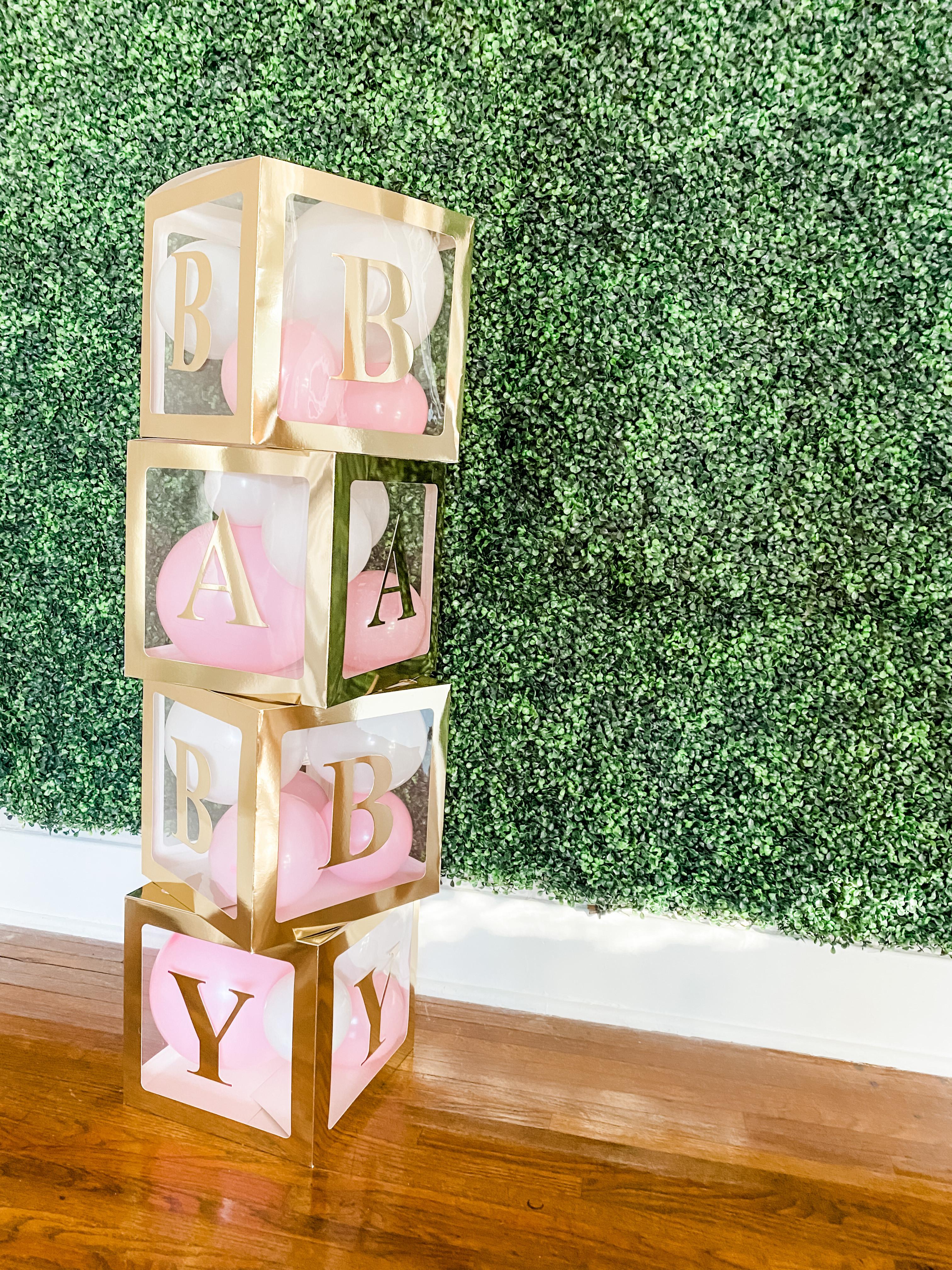 BABY Letter Blocks