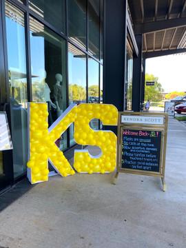 Kendra Scott Balloon Mosaics