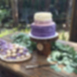 Wedding Cake and dessert bar Los Angeles