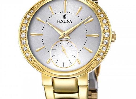 Reloj Festina dorado