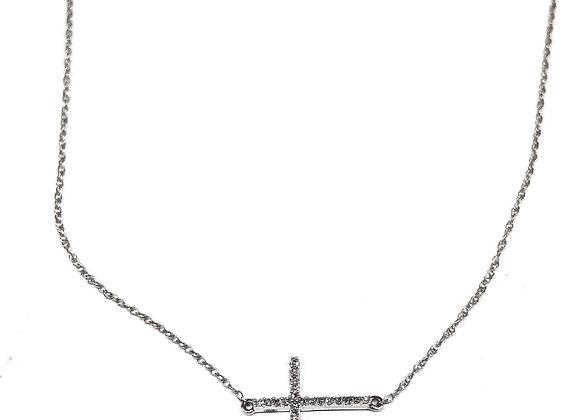 Cruz Tumbada Diamantes