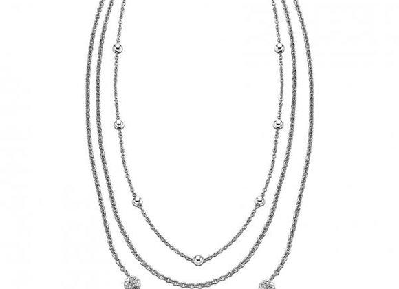 Collar Acero Lotus Style