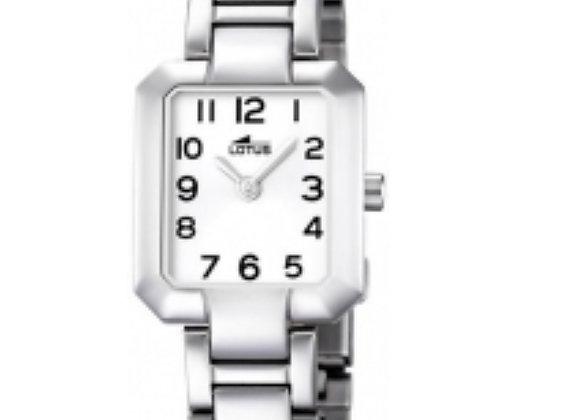 Reloj Niña Acero Lotus