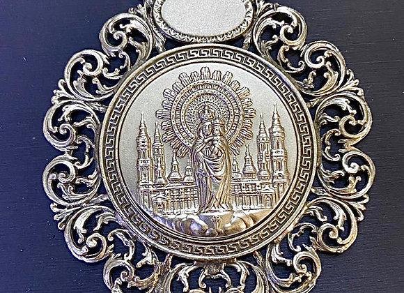 Medalla Cuna Virgen del Pilar