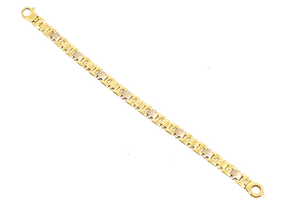 Pulsera Oro de Ley