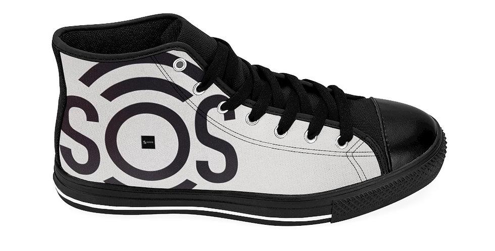 Soulpal S.O.S Men's High-top Sneakers