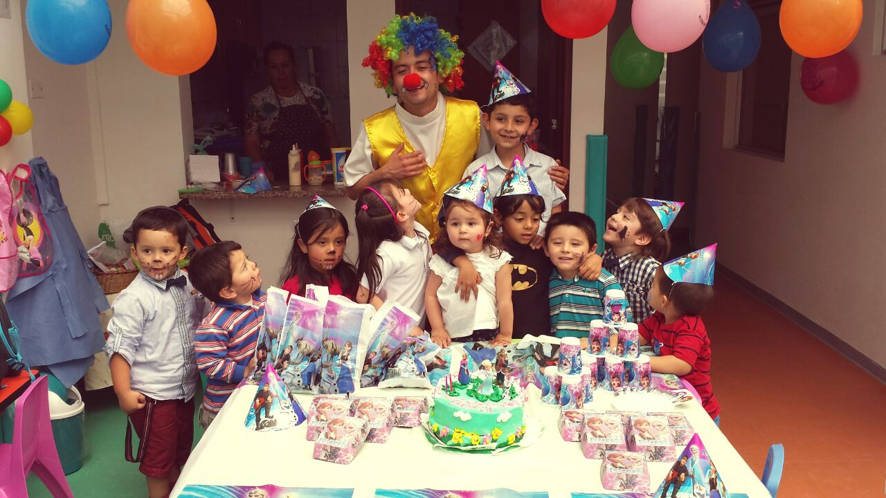 Jardín Infantil Bogotá KidsUniversit