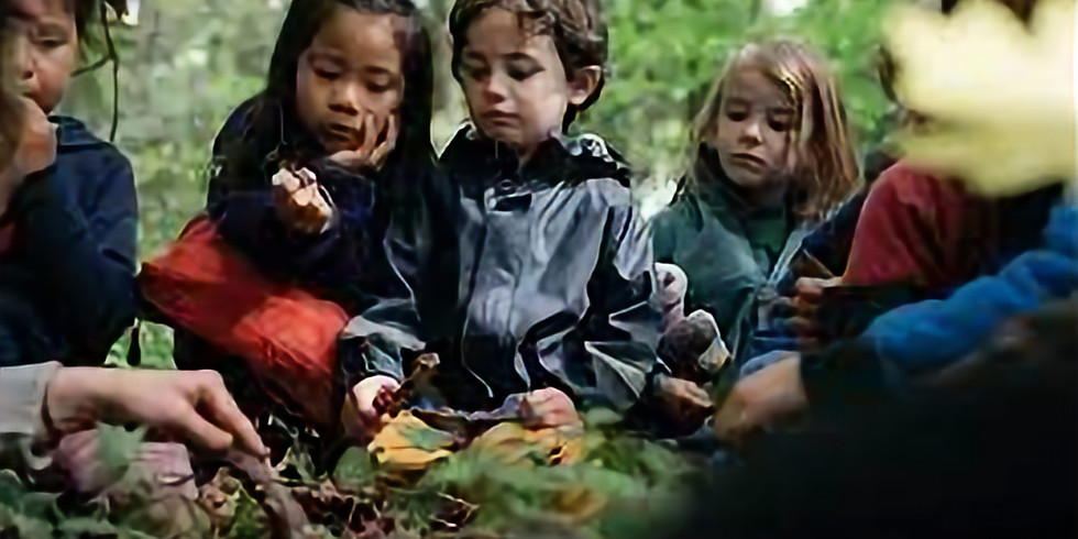Spring Rains and Daisy Chains: Making the Most of Outdoor Learning