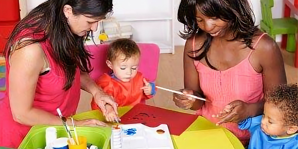 Effective Toddler Interactions- Williamsburg