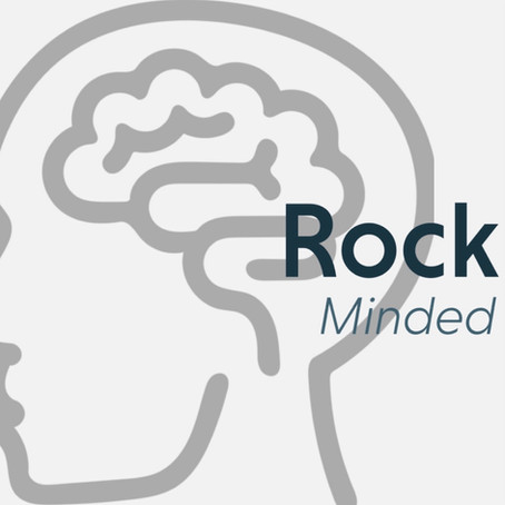 Rock Minded | Never Be Afraid to be Human