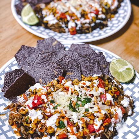 Rockin' The Kitchen | Veggie Burrito Bowls