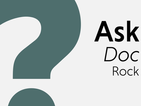 Ask Doc Rock | Just Because You Are Alive Does Not Mean You Are Living