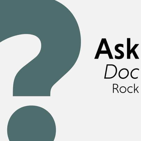 Ask Doc Rock | Mom Under Pressure