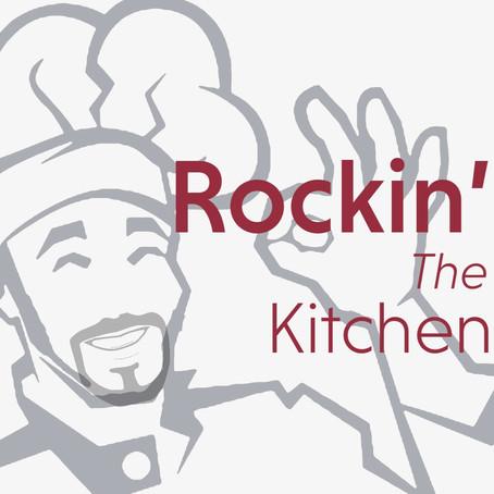 Rockin' The Kitchen | Barramundi with Creamy Salsa Verde