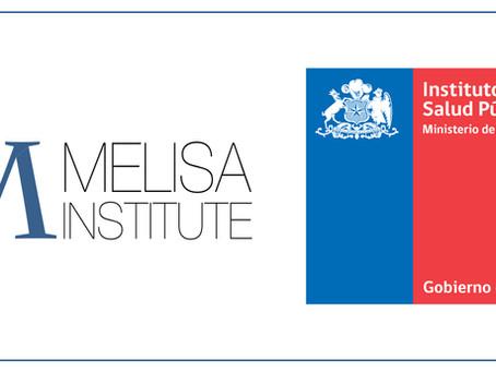 MELISA Institute certifies its genomic sequencing capacity with the ISP
