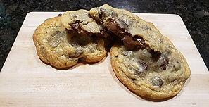 Nutella Stuffed Chocolate Chip Cookies_W