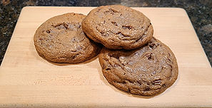 Ghirardelli Double Chocolate Chip Cookie