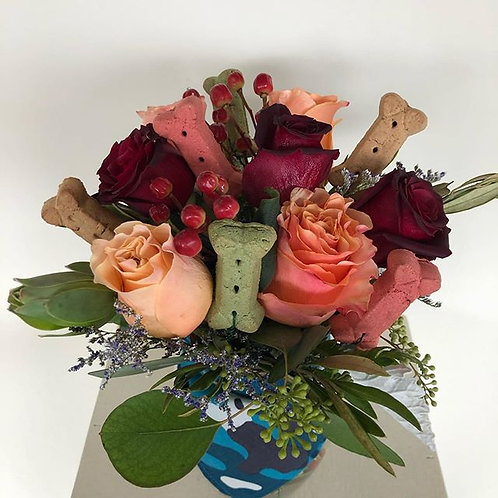 The Bark Bouquet ~ Woof