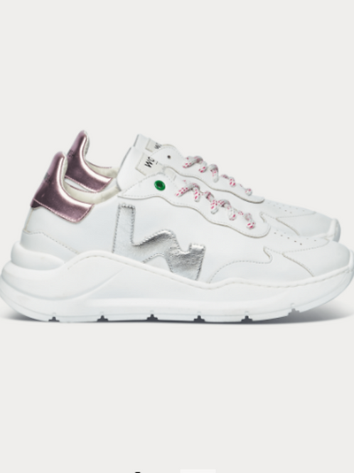 VEGAN WAVE WHITE SILVER ROSE | Women