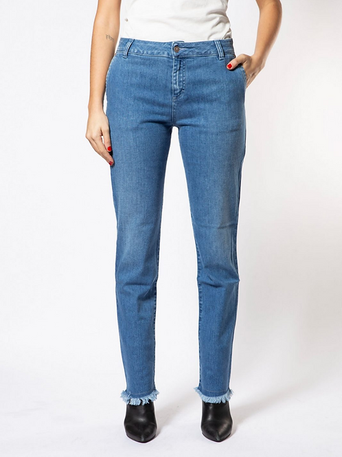 Lavanda Straight Jeans Woman | Par.co Denim