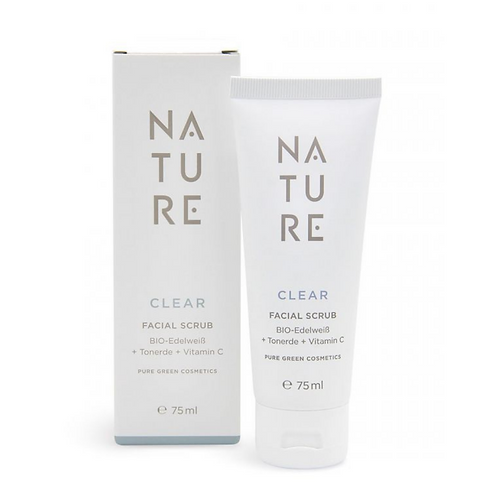 Cleansing Facial Scrub | NaTuRe