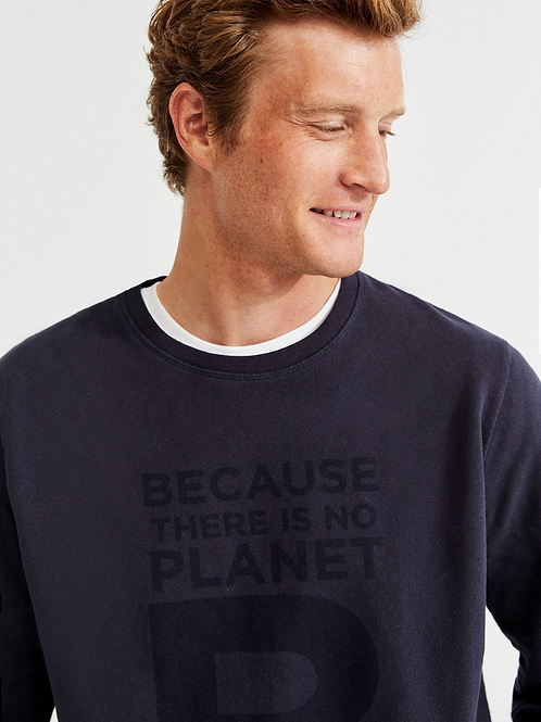 Great B Sweatshirt Man | Ecoalf