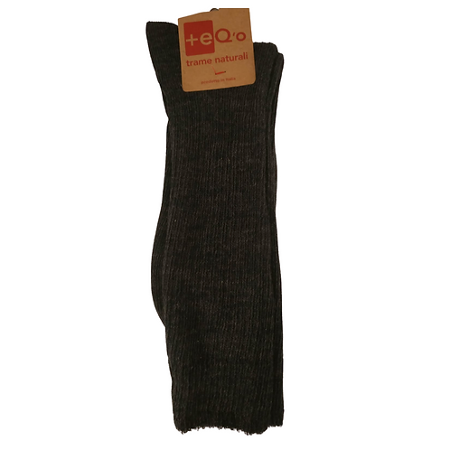 Organic Cotton and Recycled Cashmere Socks Men | +Eqo