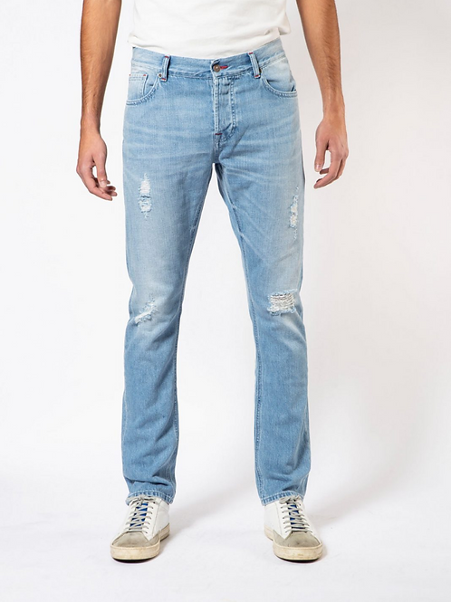 Quercia Narrow Jeans Man | Par.co Denim