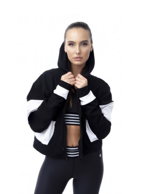 WORKOUT JACKET SISTER ACT