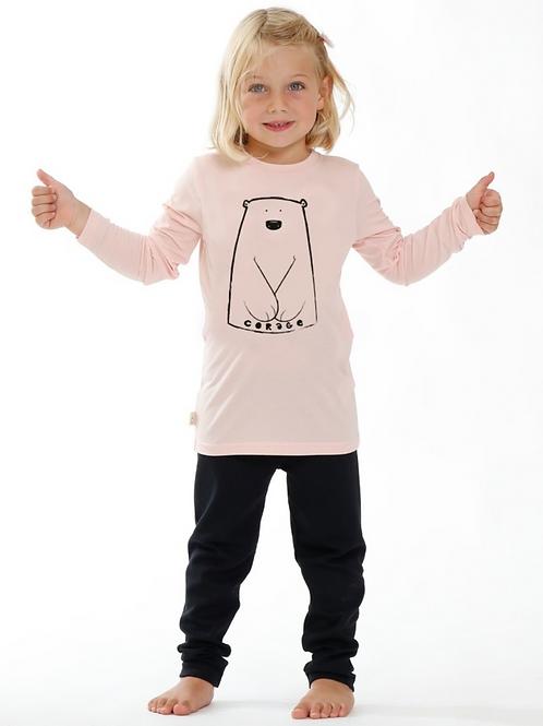 Aura T-shirt in Eucalyptus fibre | CORA Happywear