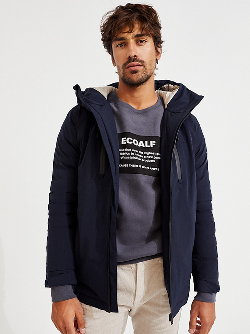 Paris Sail Short Jacket Man | Ecoalf