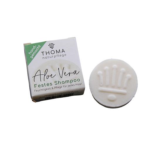 Solid Shampoo Aloe Vera | Thoma Naturpflege