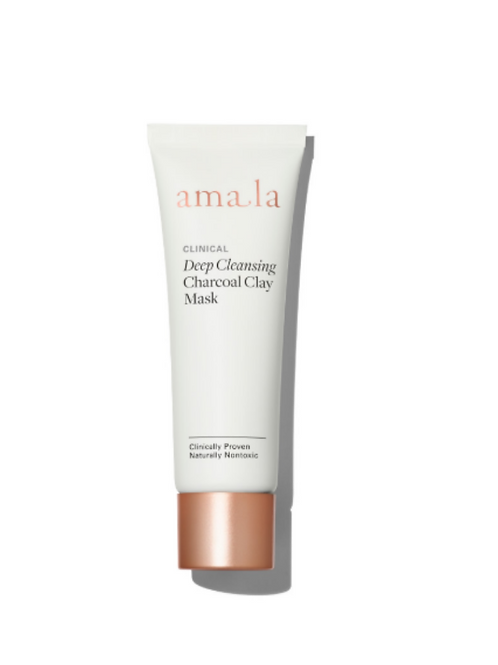DEEP CLEANSING CHARCOAL CLAY MASK 50ml