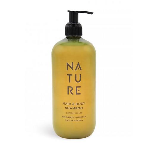 Hair & Bodywash Lemon Balm | NaTuRe