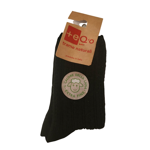 Merino Wool Socks Women | +Eqo