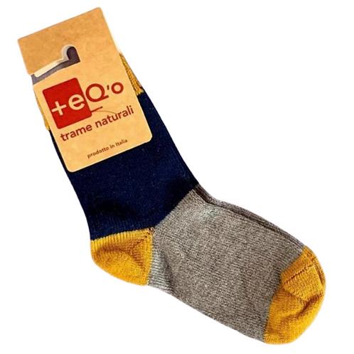 Merino Wool Socks Kids | +Eqo