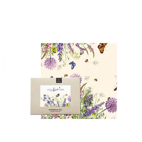 Organic beeswax cloth L   Little Bee Fresh