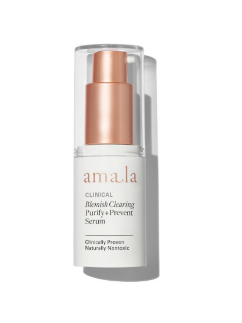 BLEMISH CLEARING PURIFY + PREVENT SERUM 15ml