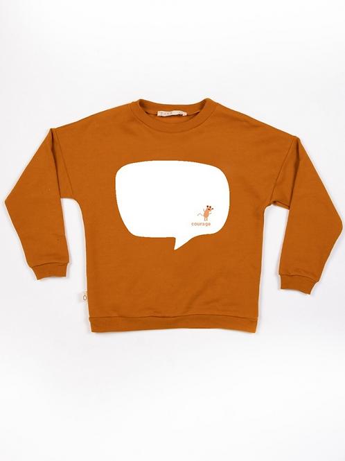Suli Sweater in organic cotton   CORA Happywear