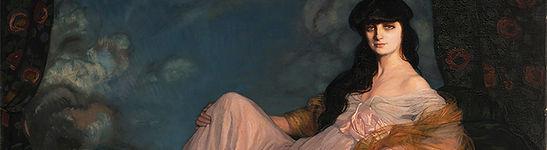 Retrato de la Condesa Mathieu de Noaille