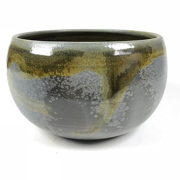 Bowl, woodfired