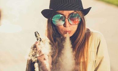Vaping Cannabis May Reduce Tobacco Use